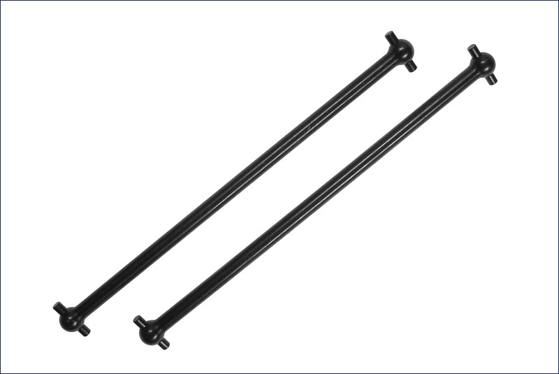 KYOSHO запчасти Swing Shaft (128L/Inferno ST, Mad Force (rear) ) IS010