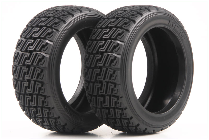 KYOSHO запчасти Rally Tire (2pcs/DRX) TRT121