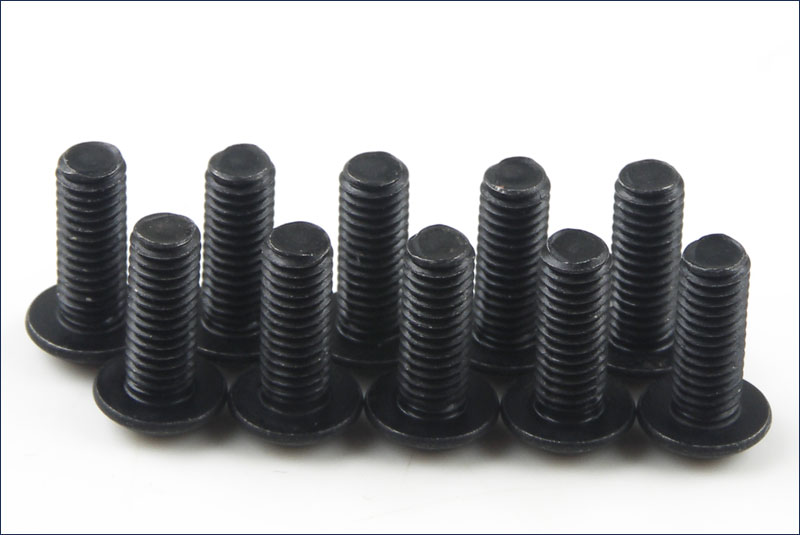 KYOSHO запчасти Button Screw(Hex/M3x8/10pcs) 1-S13008H