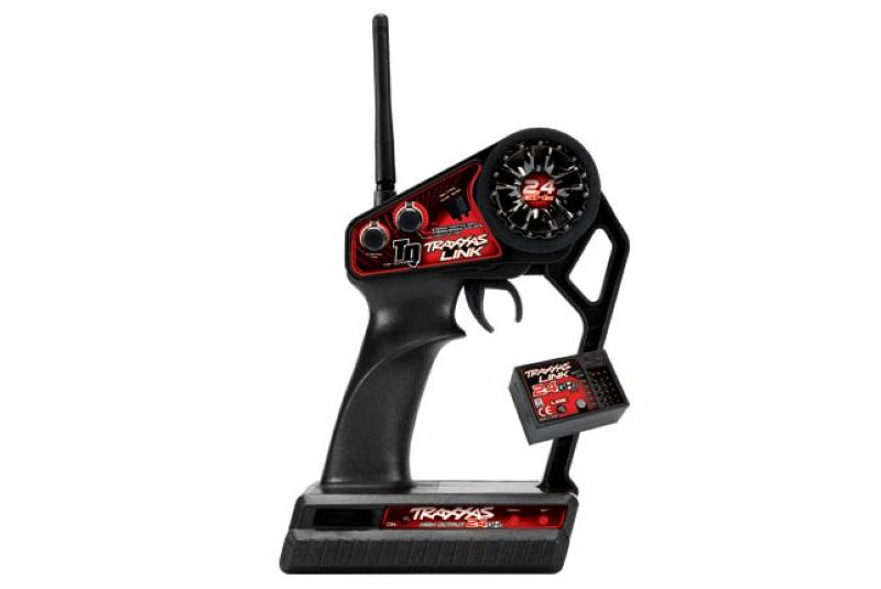 TRAXXAS запчасти TQ 2.4 GHZ HIGH OUTPUT RADIO S TRA2209