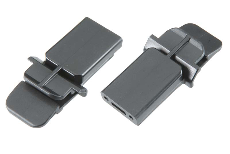 TRAXXAS запчасти Battery hold-down retainer, tall (2) (allows for installation of taller, multi-cell batteries) TRA6427X