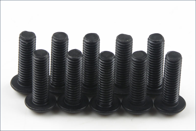 KYOSHO запчасти Button Screw(Hex/M3x10/10pcs) 1-S13010H