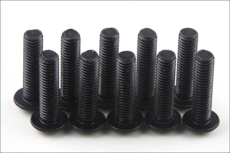 KYOSHO запчасти Button Screw(Hex/M3x12/10pcs) 1-S13012H