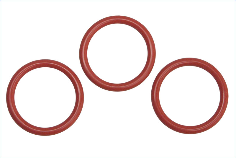 KYOSHO запчасти Kyosho ORG18 SILICONE O-RING (P18/ORANGE/3pcs) ORG18