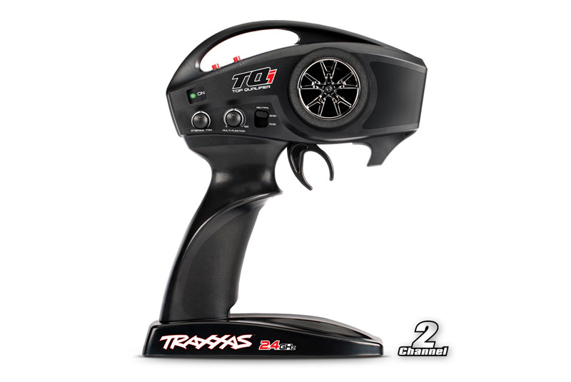 TRAXXAS запчасти TQi 2.4 GHz High Output radio system, 2-channel (2-ch. transmitter  5-ch. receiver) TRA6509