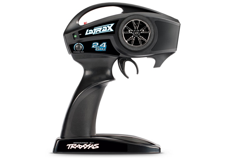 TRAXXAS запчасти Transmitter, LaTrax, 2.4GHz, 2-channel (transmitter only) TRA3047