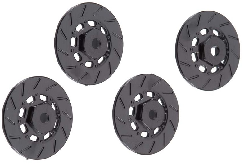 TRAXXAS запчасти Wheel hubs, hex (disc brake rotors) (4) TRA7569