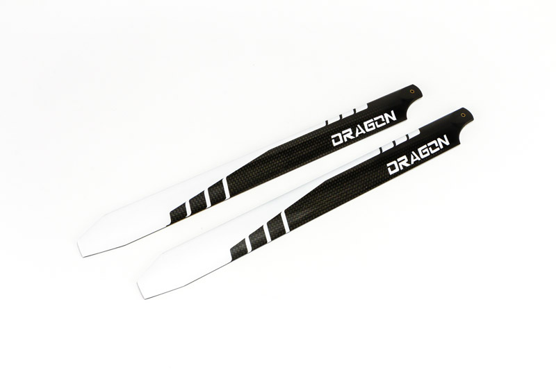 Nine Eagles запчасти Dragon 360 carbon fire main rotor set/'Dragon 360  NE400570