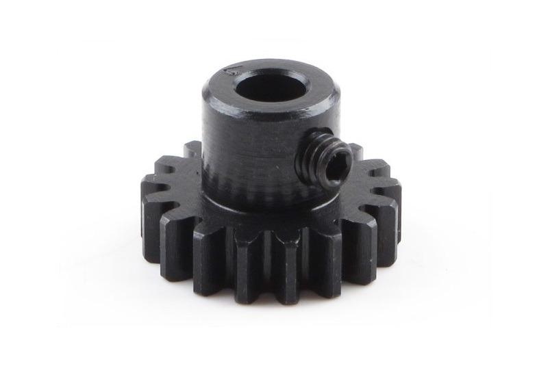 KYOSHO запчасти Pinion Gear (19T/1,0М/ф5.0) 97044-19