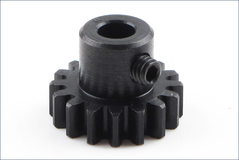 KYOSHO запчасти Pinion Gear (16T/1.0M/ 97044-16