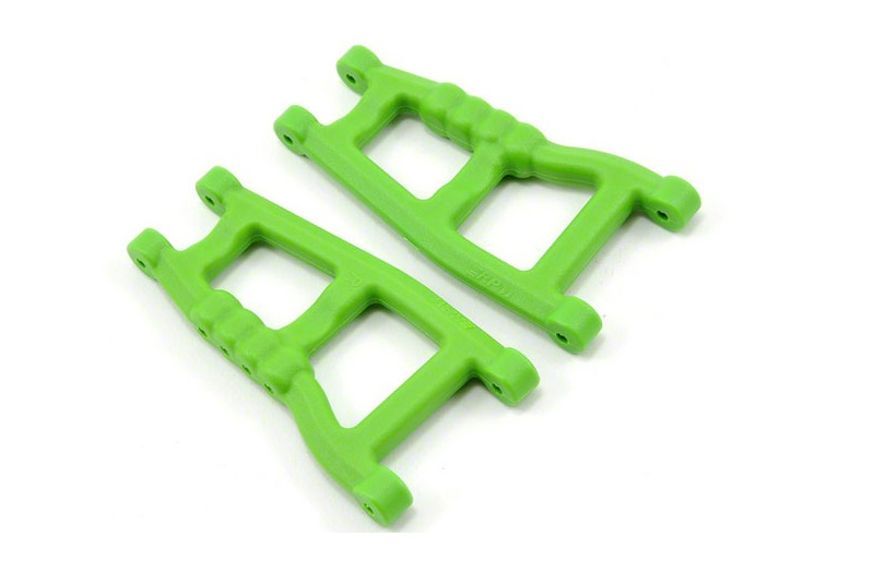 RPM Slash 2wd Rear A-arms - Green RPM80594
