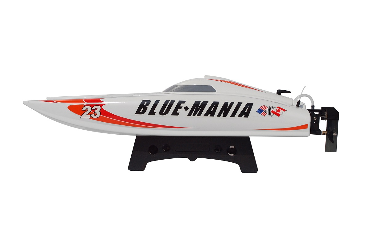 Joysway																							Blue Mania 2.4G RTR brushed with 11.1V 1300mAh 35C LiPo  3S balance charger JS8602