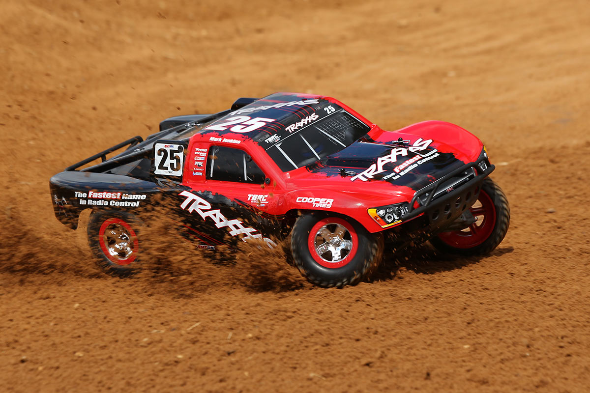 TRAXXAS 1/10 EP 2WD Slash Short Course TQ RTR+ NEW Fast Charger (С ИМИТАЦИЕЙ ЗВУКА ДВИГАТЕЛЯ) TRA58034-2