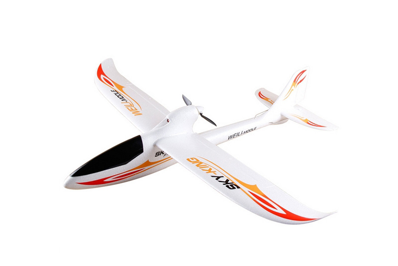 Самолет WLTOYS F959 Back-push speed glider WLT-F959