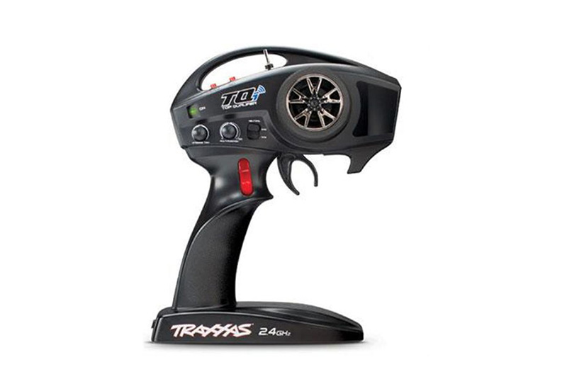 Transmitter, TQi Traxxas Link enabled, 2.4GHz high output, 4-channel (transmitter only) TRA6530