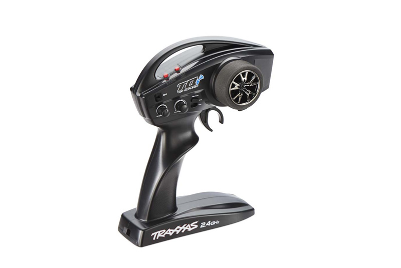 Transmitter, TQi Traxxas Link enabled, 2.4GHz high output, 2-channel (transmitter only) TRA6528