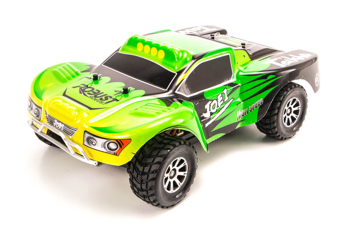 Машина WLTOYS  A969 1/18 Short Course 2.4GHz 4x4 WLT-A969