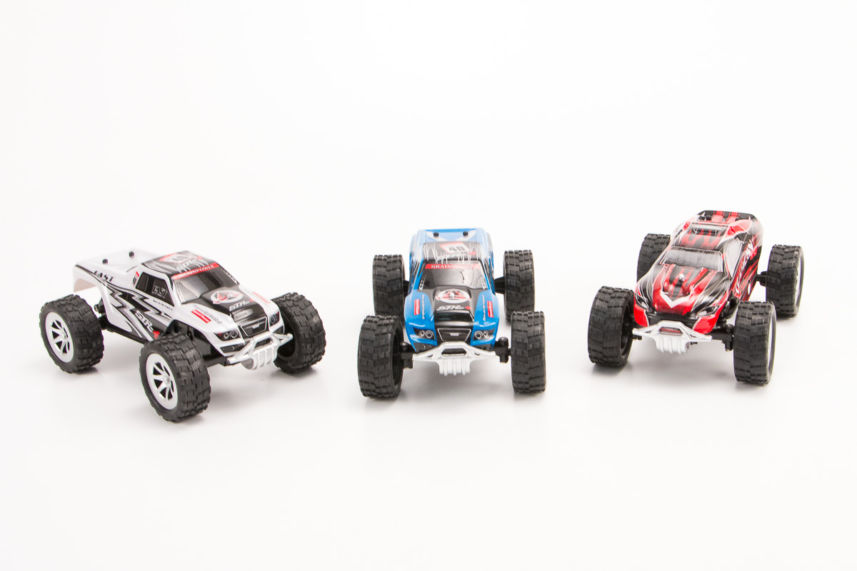 WLTOYS A999 1/24 Monster Truck 2.4GHz WLT-A999