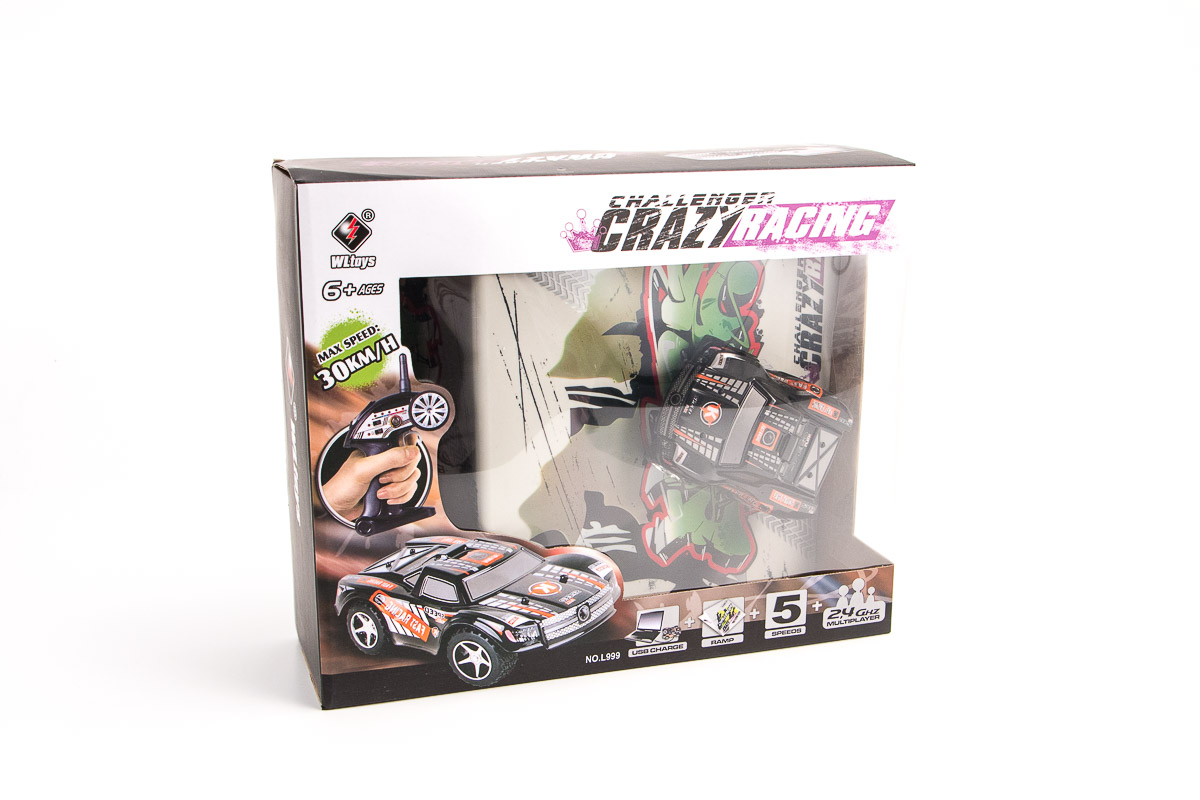 WLTOYS L999 1/32 5 Speed Short Course 2.4GHz 2WD WLT-L999