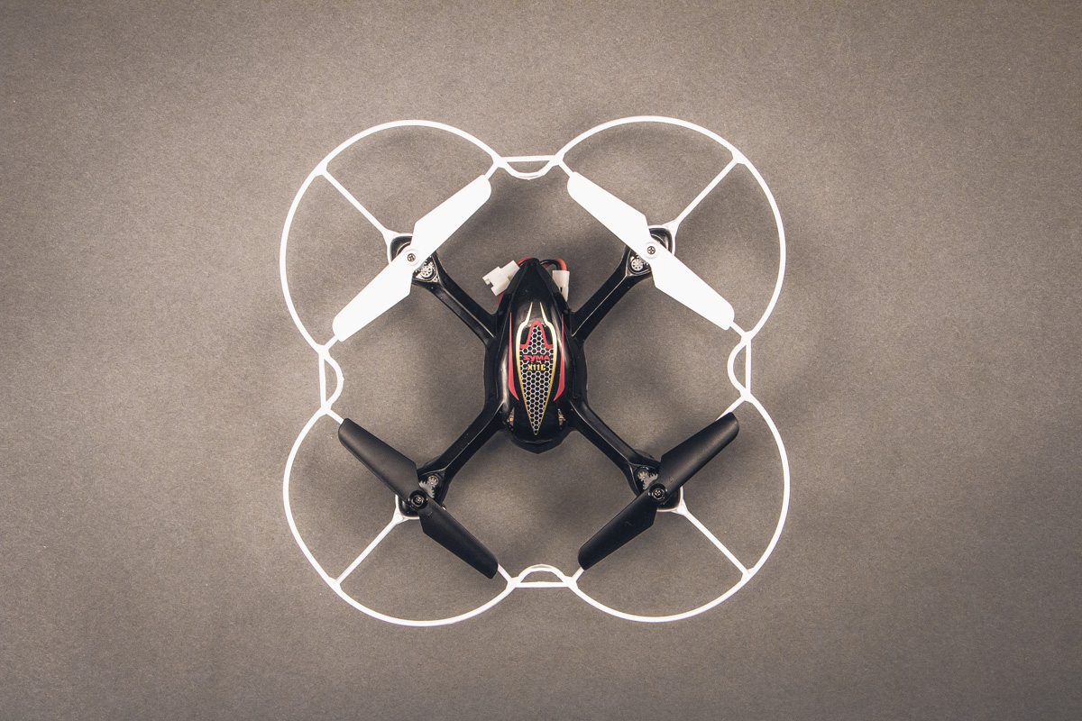 SYMA X11C quadcopter with 6AXIS GYRO (с камерой) X11C