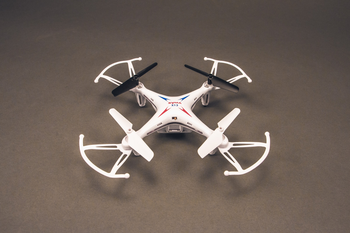 SYMA X13 4CH quadcopter with 6AXIS GYRO (Headless Mode) X13