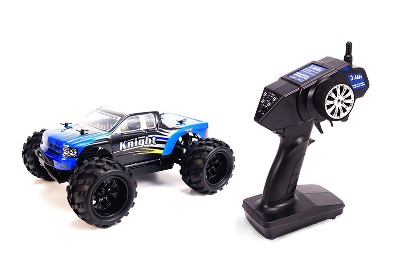 HSP 1/18 EP 4WD Off Road Monster (Brushed, Ni-Mh) HSP-94806-80691