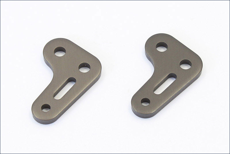 KYOSHO запчасти Front Upper Arm Plate (Scorpion XXL)  SX034