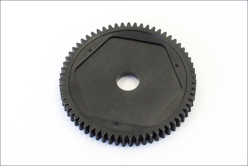 KYOSHO запчасти Spur Gear 63T (Scorpion XXL)  SX058