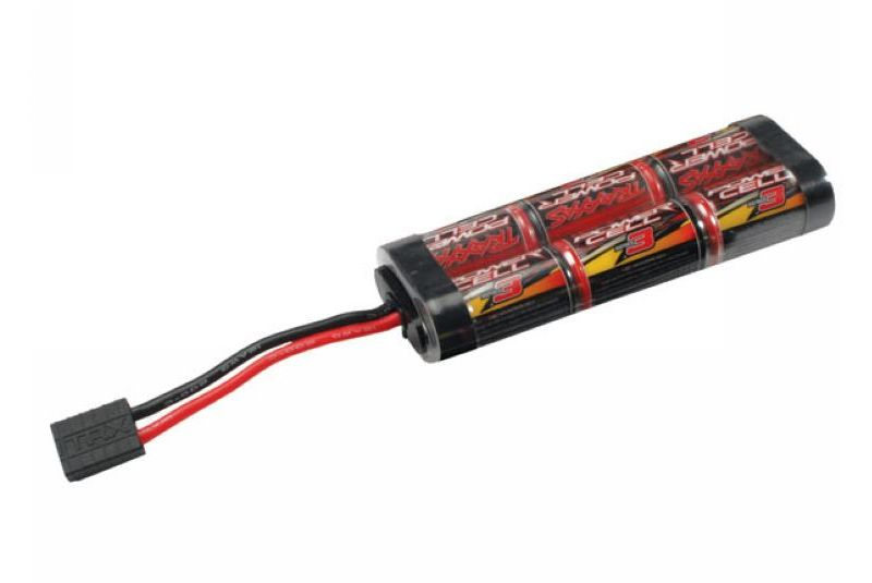 TRAXXAS запчасти Battery, Series 3 Power Cell, 3300mAh (NiMH, 6-C flat, 7.2V) TRA2942