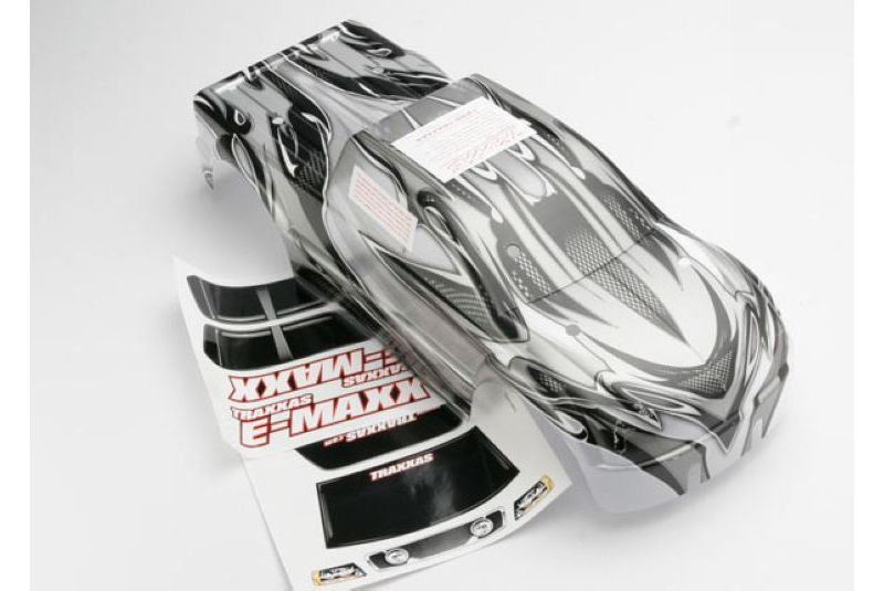 TRAXXAS запчасти Body, E-Maxx, ProGraphix (long wheelbase) TRA3911R