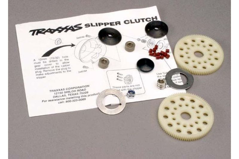 TRAXXAS запчасти Slipper clutch set (complete) TRA4615