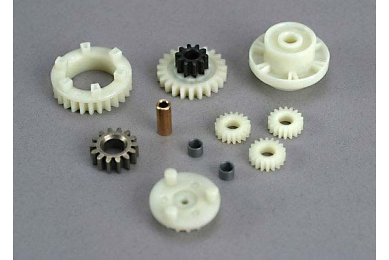 TRAXXAS запчасти Gear set (complete) (EZ-Start 2) TRA5276