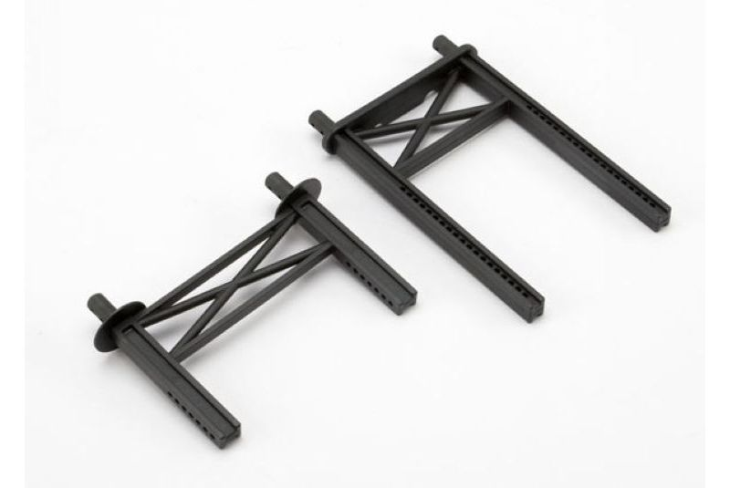 TRAXXAS запчасти Body mount posts, front  rear (tall, for Summit) TRA5616